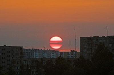 Šv. Andriejus, Saulės grįžtuvių laukimo pradžia